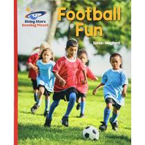 Reading Planet - Football Fun - Red B: Galaxy by Simon Mugford, 9781510431188
