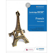 Cambridge IGCSE (TM) French Student Book Third Edition by Jean-Claude Gilles, 9781510447554