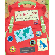 Reading Planet KS2 - Journeys: the Story of Migration to Britain - Level 7: Saturn/Blue-Red band by Dan Lyndon-Cohen, 9781510452381