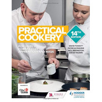 Practical Cookery 14th Edition by David Foskett, 9781510461710