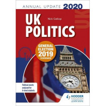 UK Politics Annual Update 2020 by Nick Gallop, 9781510472198