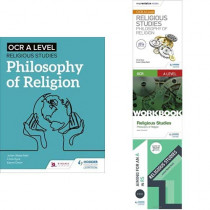 OCR A Level Religious Studies: Philosophy of Religion by Julian Waterfield, 9781510479937