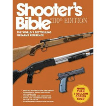 Shooter's Bible, 110th Edition by Jay Cassell, 9781510738386