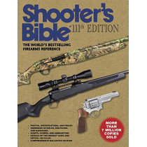 Shooter's Bible, 111th Edition: The World's Bestselling Firearms Reference: 2019-2020 by Jay Cassell, 9781510748125
