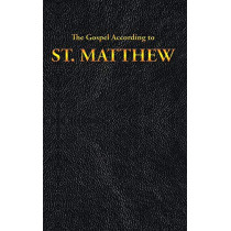 The Gospel According to ST. MATTHEW by King James, 9781515441175