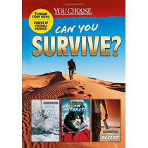 You Choose Survival: Can You Survive Collection by Rachael Hanel, 9781515790815