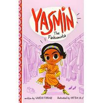 Yasmin the Fashionista by Saadia Faruqi, 9781515831044
