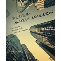 Short-Term Financial Management by John Zietlow, 9781516508228