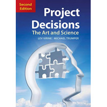 Project Decisions: The Art and Science by Lev Virine, 9781523085446