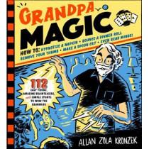 Grandpa Magic by Allan Zola Kronzek, 9781523501052