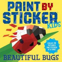 Paint By Sticker Kids: Beautiful Bugs by Workman Publishing, 9781523502950