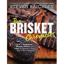 The Brisket Chronicles by Steven Raichlen, 9781523505487