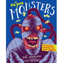 The Big Book of Monsters by Hal Johnson, 9781523507115