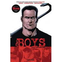 The Boys Omnibus Vol. 1 TPB by Garth Ennis, 9781524108595