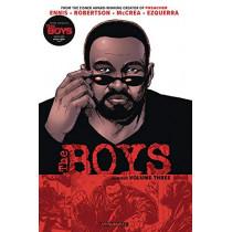 The Boys Omnibus Vol. 3 by Garth Ennis, 9781524110031