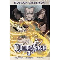 Brandon Sanderson's White Sand Volume 3 by Brandon Sanderson, 9781524110062