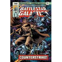 Battlestar Galactica (Classic): Counterstrike TP by John Jackson Miller, 9781524111373