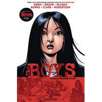 The Boys Omnibus Vol. 4 TP by Garth Ennis, 9781524111403