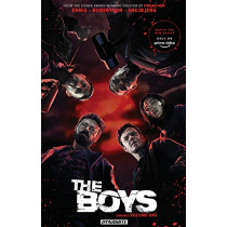 The Boys Omnibus Vol. 1 - Photo Cover Edition by Garth Ennis, 9781524111908