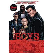 The Boys Omnibus Vol. 6 by Garth Ennis, 9781524113377