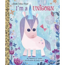I'm a Unicorn by Mallory Loehr, 9781524715120