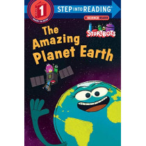 The Amazing Planet Earth (Storybots) by Jibjab Bros Studios, 9781524718572