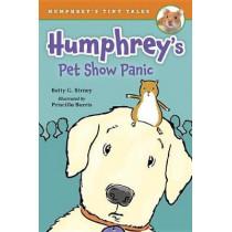 Humphrey's Pet Show Panic by Betty G. Birney, 9781524737184