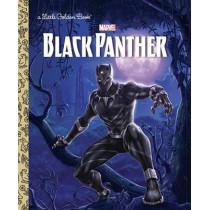 Black Panther Little Golden Book (Marvel: Black Panther) by Frank Berrios, 9781524763886