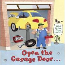 Open the Garage Door by Christopher Santoro, 9781524767785
