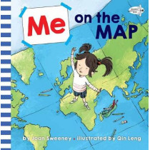 Me on the Map by Joan Sweeney, 9781524772017