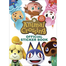 Animal Crossing Official Sticker Book (Nintendo) by Courtney Carbone, 9781524772628