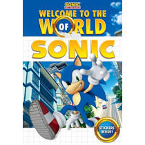 Welcome to the World of Sonic by Lloyd Cordill, 9781524784737