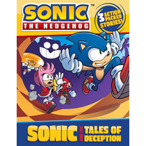 Sonic and the Tales of Deception by Jake Black, 9781524784744