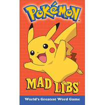 Pokemon Mad Libs by Eric Luper, 9781524785994