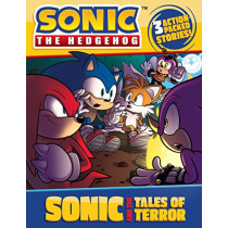 Sonic and the Tales of Terror by Kiel Phegley, 9781524787318