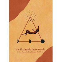 She Fits Inside These Words by r.h. Sin, 9781524865382