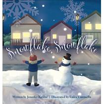 Snowflake, Snowflake by Jennifer Barone, 9781525550904