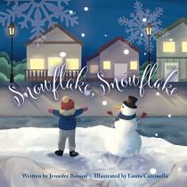 Snowflake, Snowflake by Jennifer Barone, 9781525550911