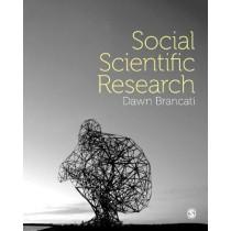 Social Scientific Research by Dawn Brancati, 9781526426857