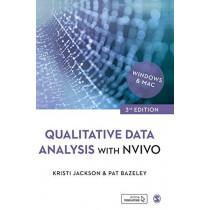Qualitative Data Analysis with NVivo by Kristi Jackson, 9781526449931