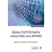 Qualitative Data Analysis with NVivo by Kristi Jackson, 9781526449948