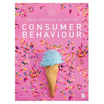 Consumer Behaviour by Zubin Sethna, 9781526450012