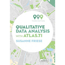 Qualitative Data Analysis with ATLAS.ti by Susanne Friese, 9781526458926