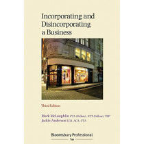 Incorporating and Disincorporating a Business by Mark McLaughlin, 9781526507693