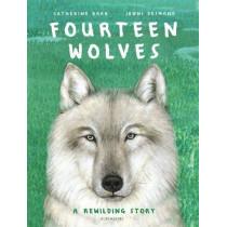 Fourteen Wolves by Jenni Desmond, 9781526607492