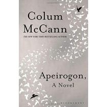 Apeirogon by Colum McCann, 9781526607904