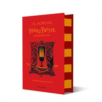 Harry Potter and the Goblet of Fire - Gryffindor Edition by J.K. Rowling, 9781526610270