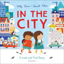 In the City by Hannah Tolson, 9781526616241