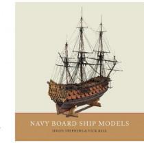 Navy Board Ship Models by Simon Stephens, 9781526701114