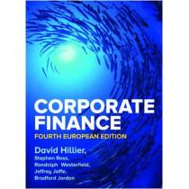 Corporate Finance, 4e by David Hillier, 9781526848086